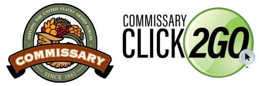 A theme logo of Defense Commissary Agency