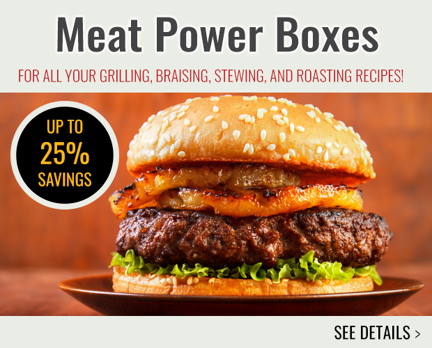 Shop meat power boxes and save up to 25%.