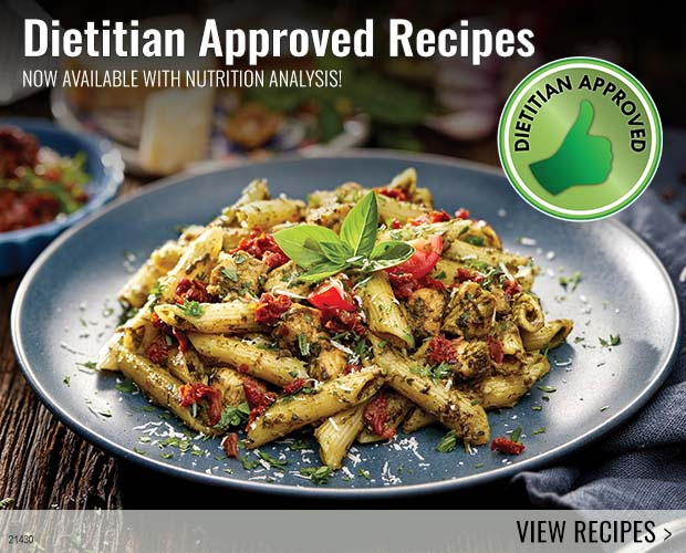 Dietitian Approved Recipes