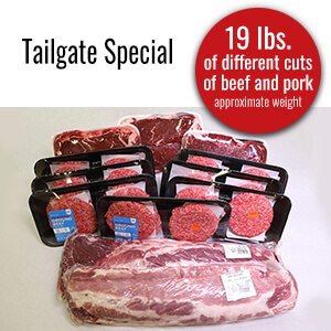 Tailgate Special Meat Power Box