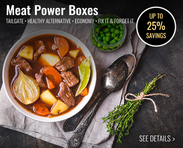 Meat Power Boxes